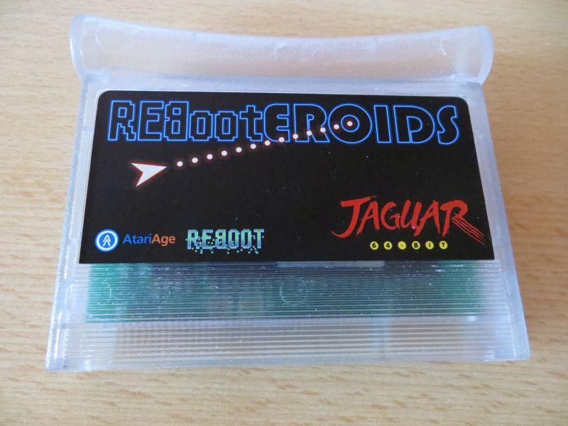 Rebooteroids - Cartridge