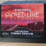 Sacred Lines Genesis - Cartridge