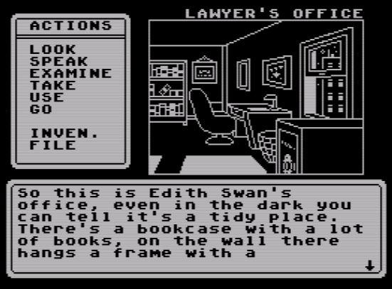 Sam Mallard - Lawyer's Office