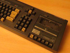Schneider CPC 464 - Kassettenlaufwerk