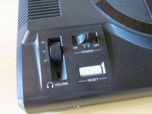 Sega Mega Drive - Schalter