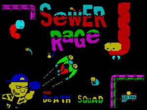 SewER Rage - Ladebildschirm