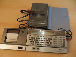 Sharp PC 1500