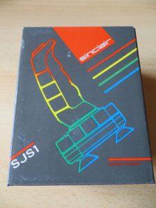 Sinclair Joystick - Schachtel