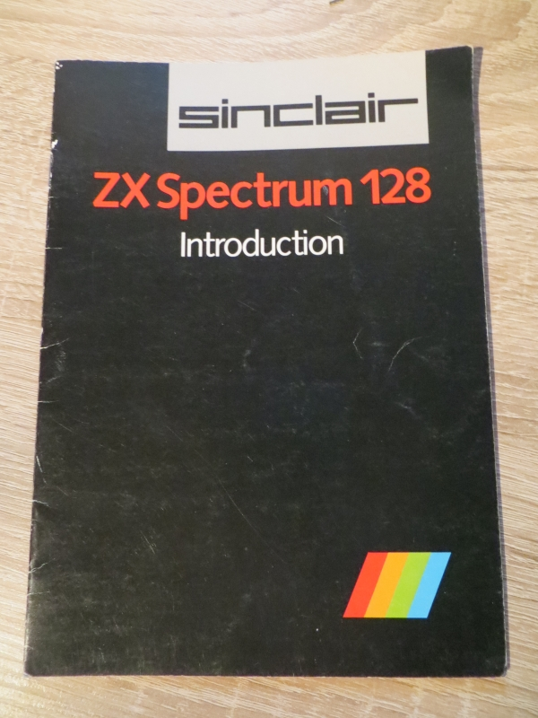 Sinclair ZX Spectrum 128 - Introduction