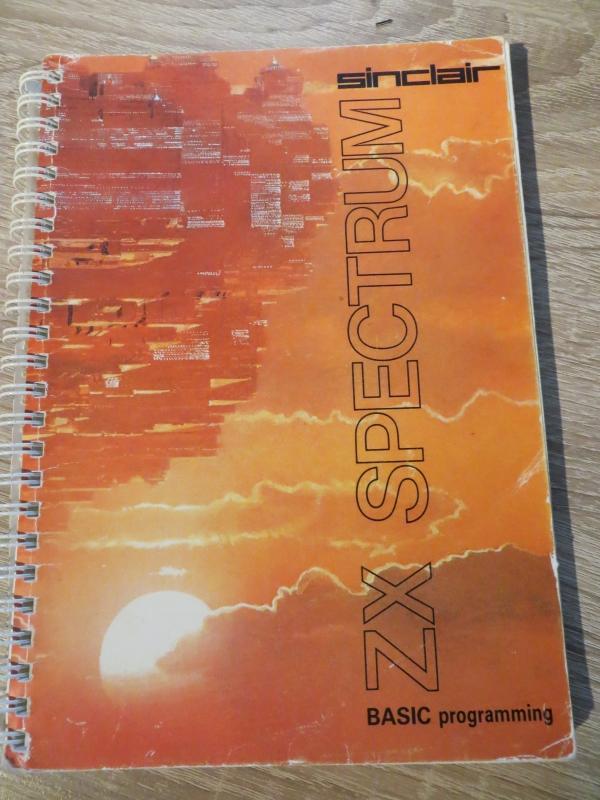 Sinclair ZX Spectrum - BASIC programming