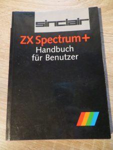 Sinclair ZX Spectrum + - Handbuch für Benutzer