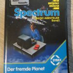 Sinclair ZX Spectrum - Spectrum BASIC-Abenteuer Band1