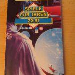 Sinclair ZX81 - Spiele für ihren ZX81