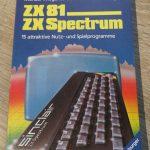 Sinclair ZX81 ZX Spectrum - 15 attraktive Nutz- und Spielprogramme