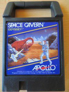 Space Cavern - Cartridge