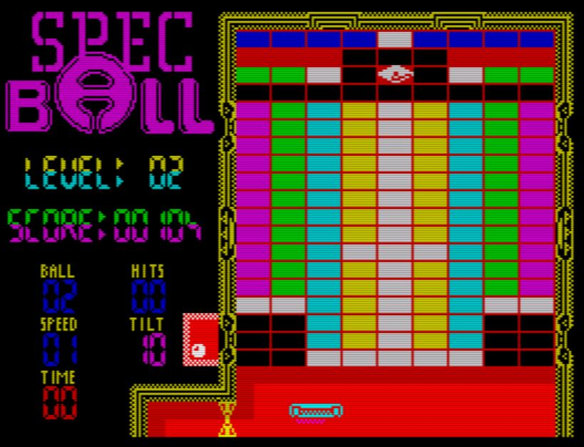 Specball 2016 - Screen