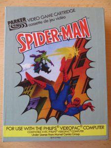 Spider-Man - Schachtel Vorderseite