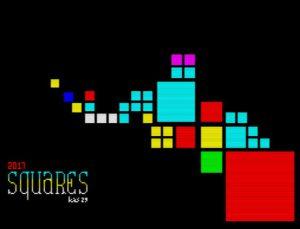 Squares - Ladescreen
