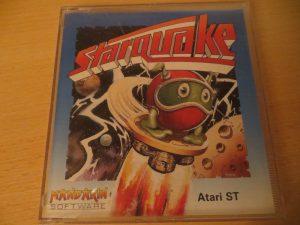 Starquake - Atari ST