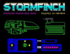 Stormfinch - Ladescreen