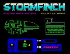 Stormfinch - Ladescreen