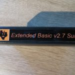 TI Cartridge - Extended Basic v2.7 Suite