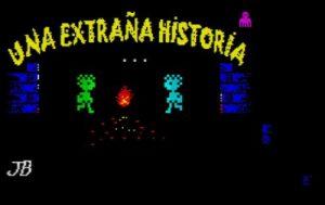 Una Extrana Historia - Ladescreen