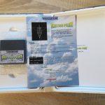 Vector Pilot - Box Innenteil und Anleitung