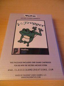 V-Frogger