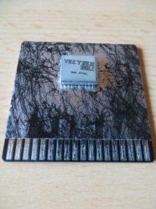 VectrexRoli - Cartridge Oberseite