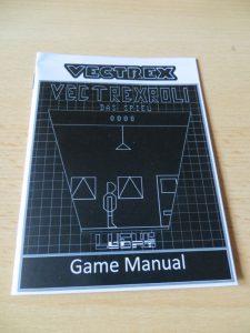 VectrexRoli - Handbuch