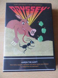 Aaron the AAnt!