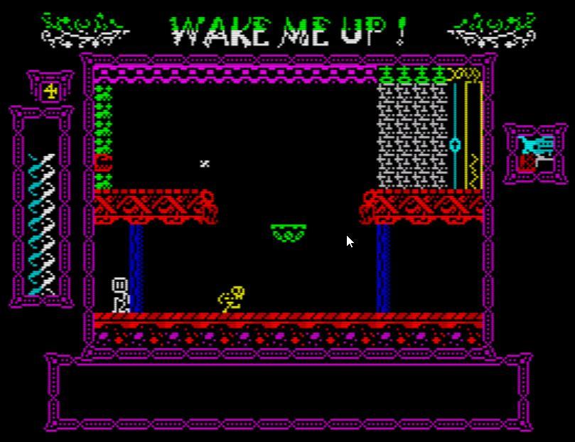 Wake Me Up - Screen