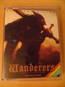 Wanderers Chained in the dark