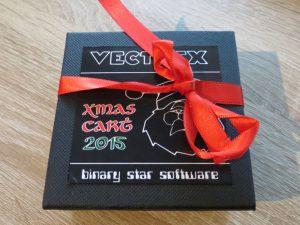 XMAS Cart 2015 - Verpackung