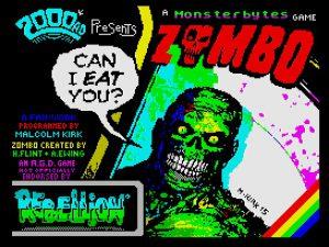 Zombo - Ladescreen