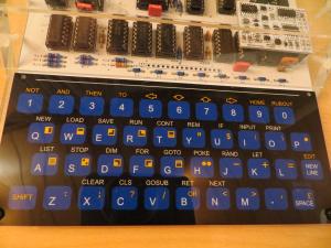 ZX80CORE - Tastatur